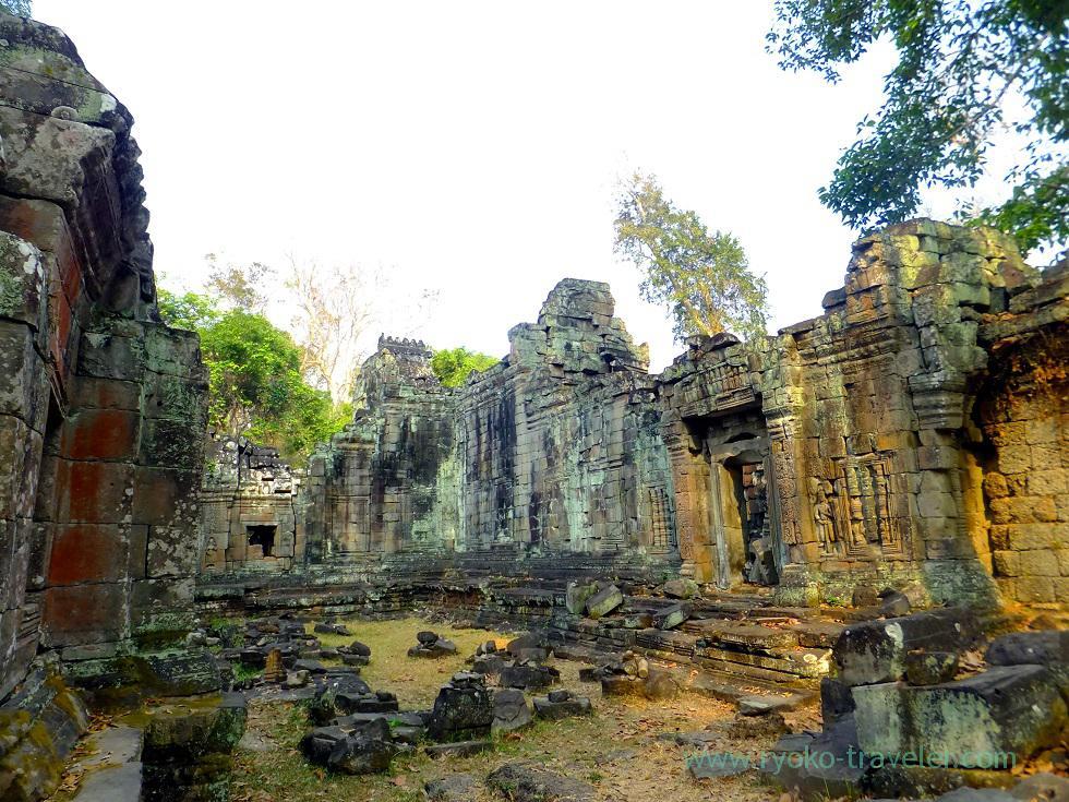 Preah Khan 5, Siem Reap2014