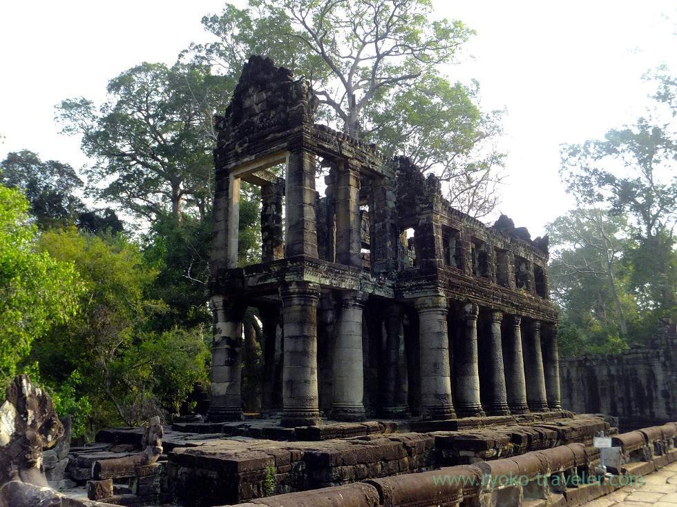 Preah Khan 7, Siem Reap2014