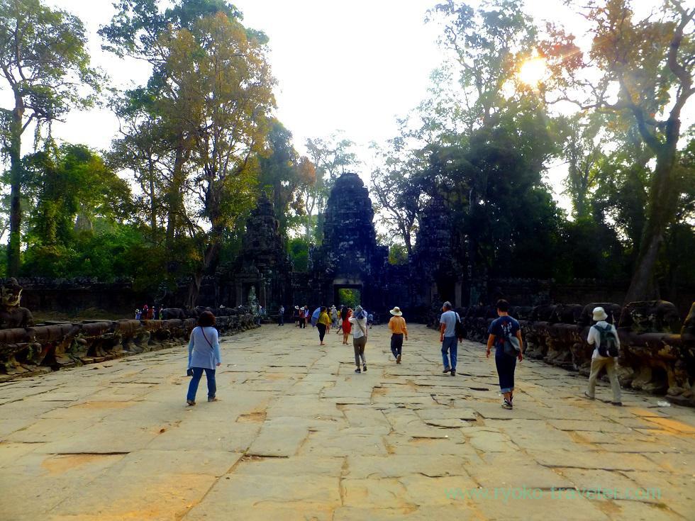 To Preah Khan, Siem Reap2014
