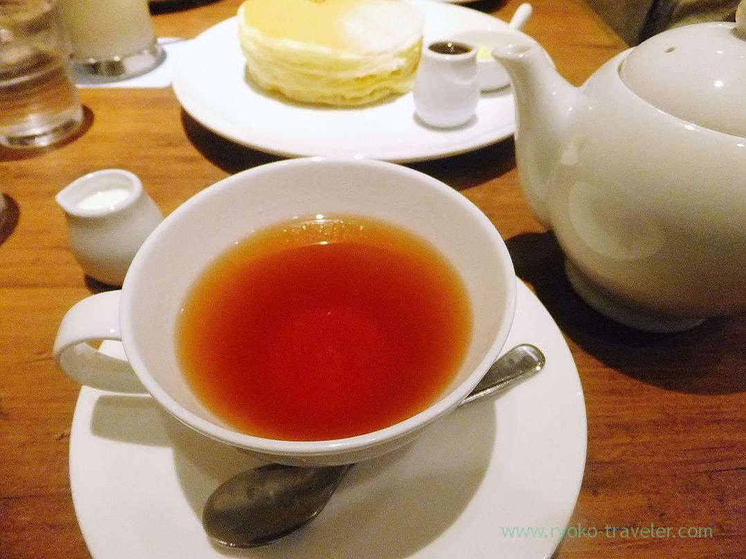 Afternoon tea, Mog Namba branch (Osaka2014-1)