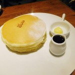 Osaka 2014 (10/15) : Pancake at mog Namba branch (mog難波店)