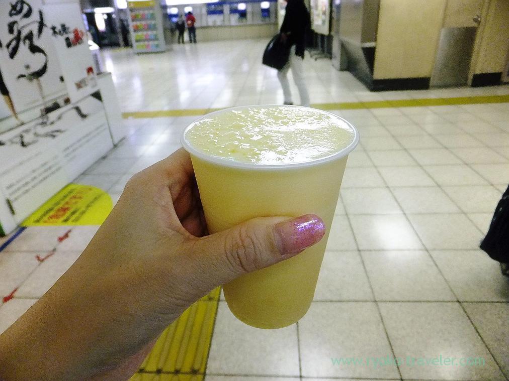 Mix juice, Juice stand (Umeda)