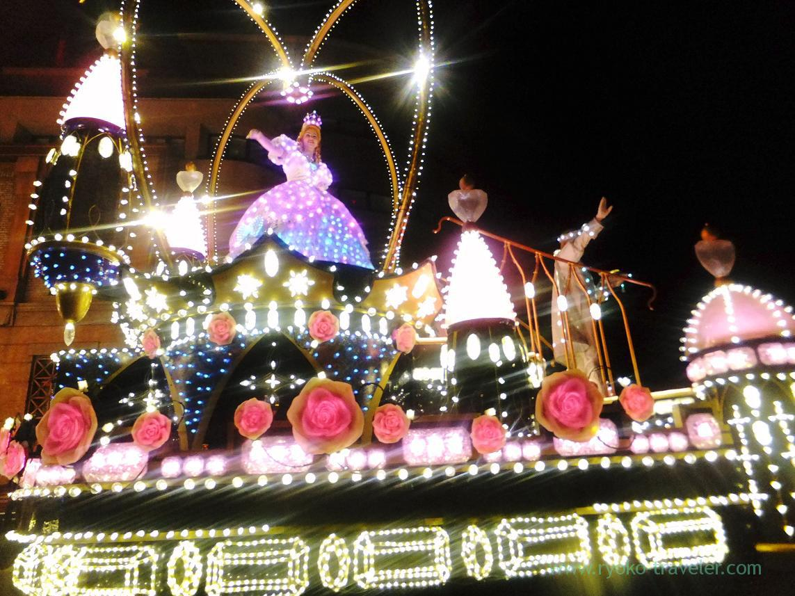 Parade - Cinderella, USJ (Osaka2014-1)