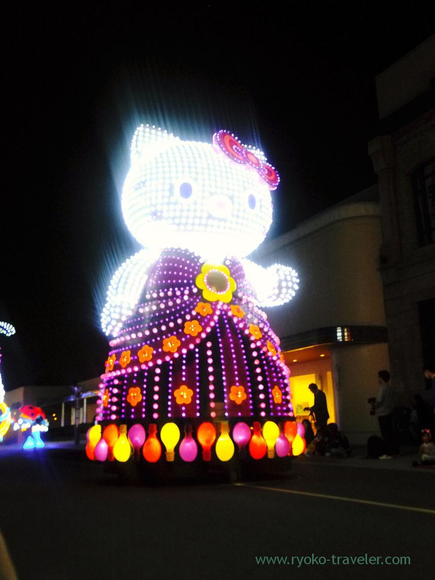 Parade -Hello,kitty, USJ (Osaka2014-1)