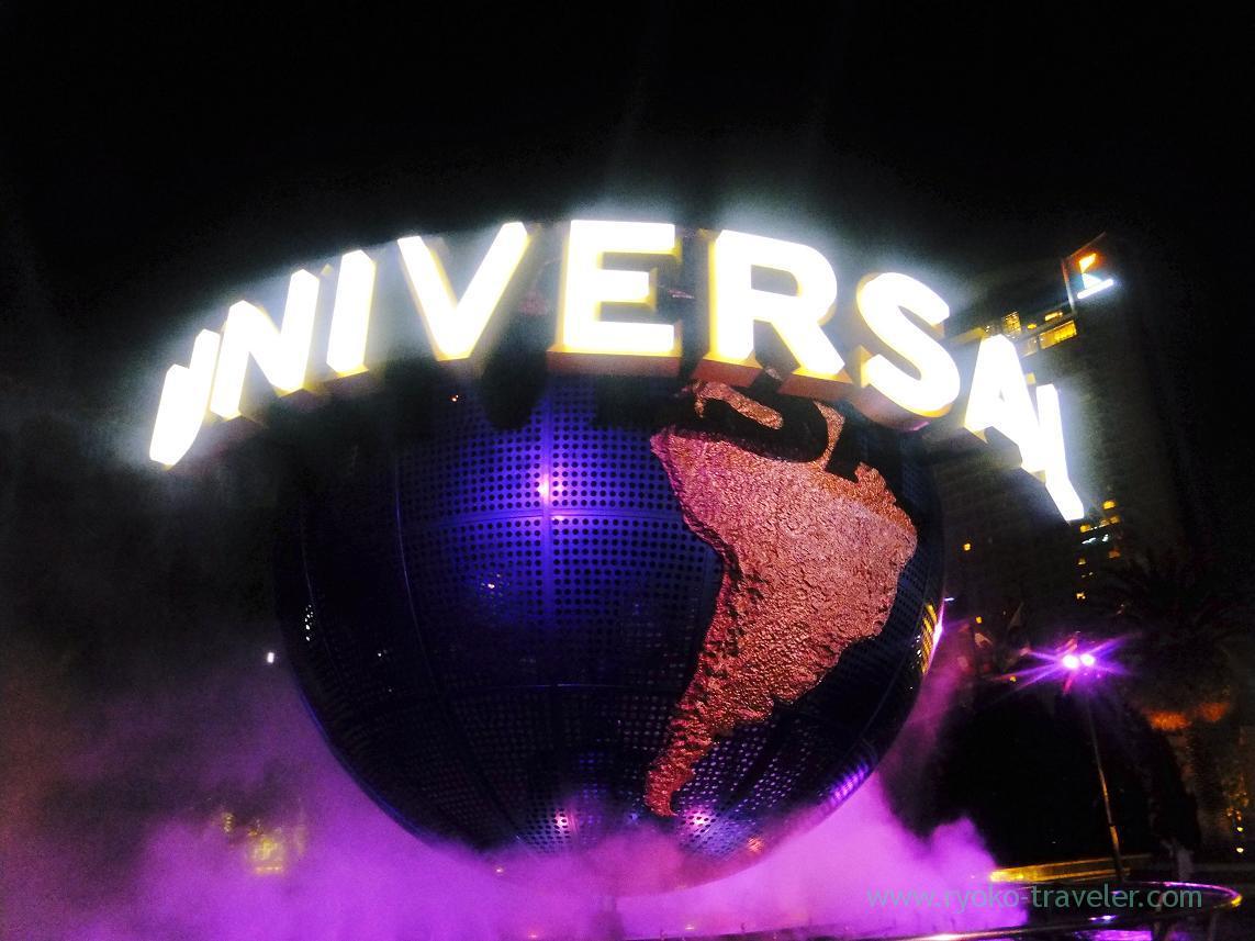 Symbol, USJ (Osaka2014-1)
