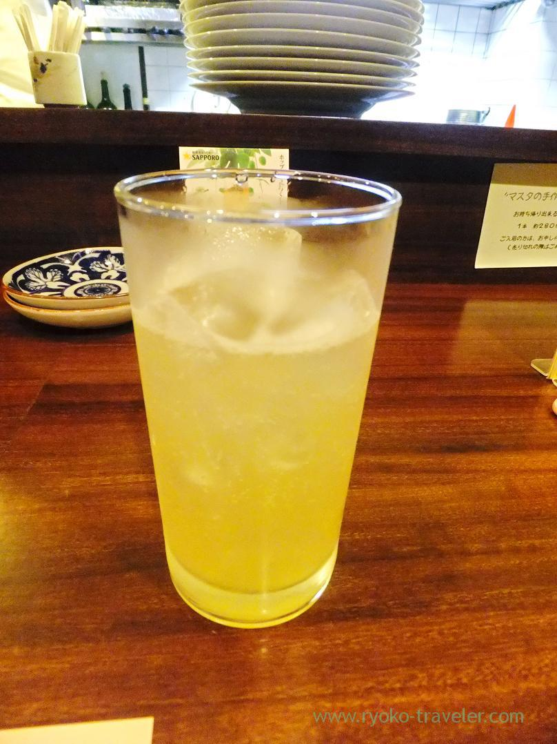 yuzu juice, Begin (Osaka2014-1)
