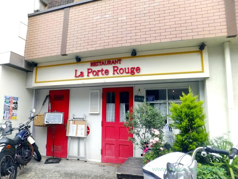 Appearance, La Porte Rouge (Kiba)