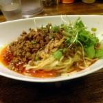 Yushima : My hottest dandan noodles (四川担担麺 阿吽)