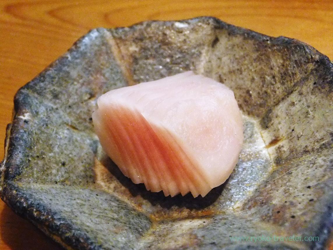 Gari, Miyakozushi (Bakuro-Yokoyama)