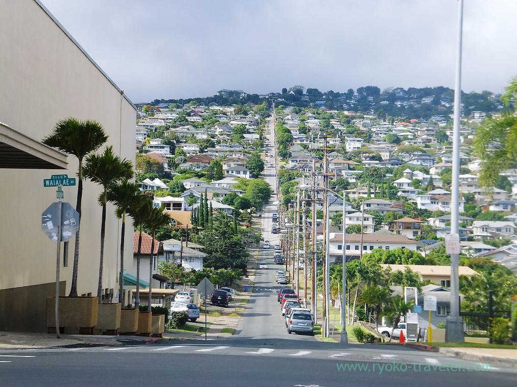 Kaimuki, Honolulu 2014