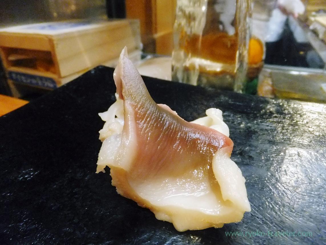 hen clam from Notsuke of Hokkaido, Miyakozushi (Bakuro-Yokoyama)