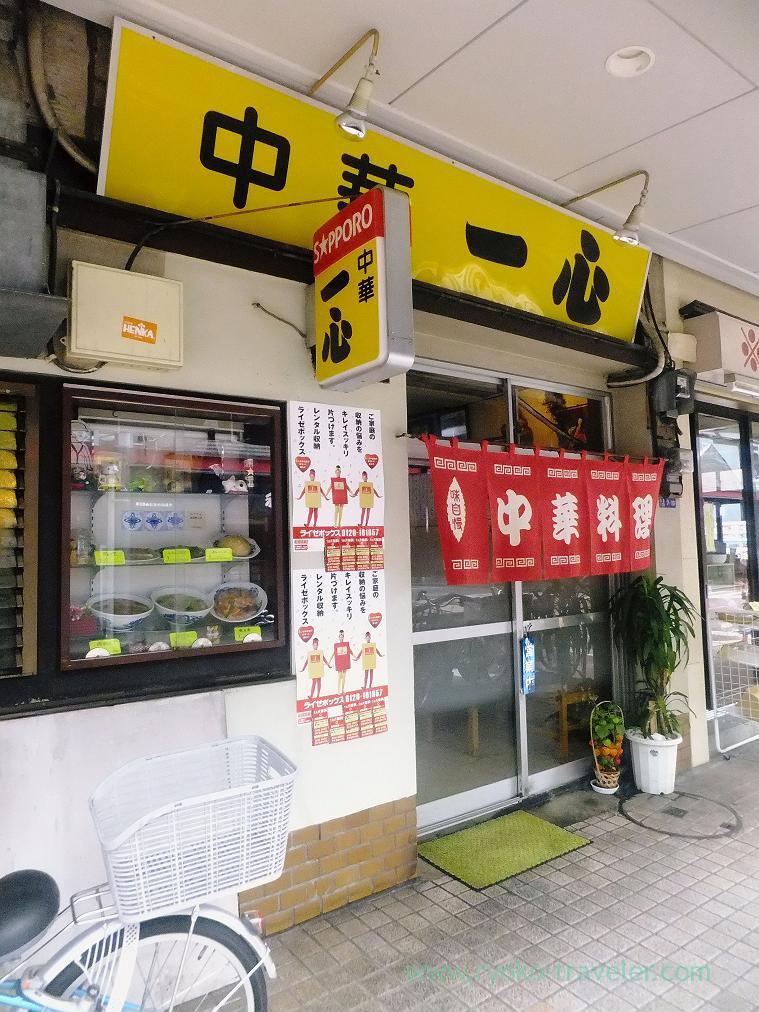 Appearnce, Chuka Isshin (Tsukishima)