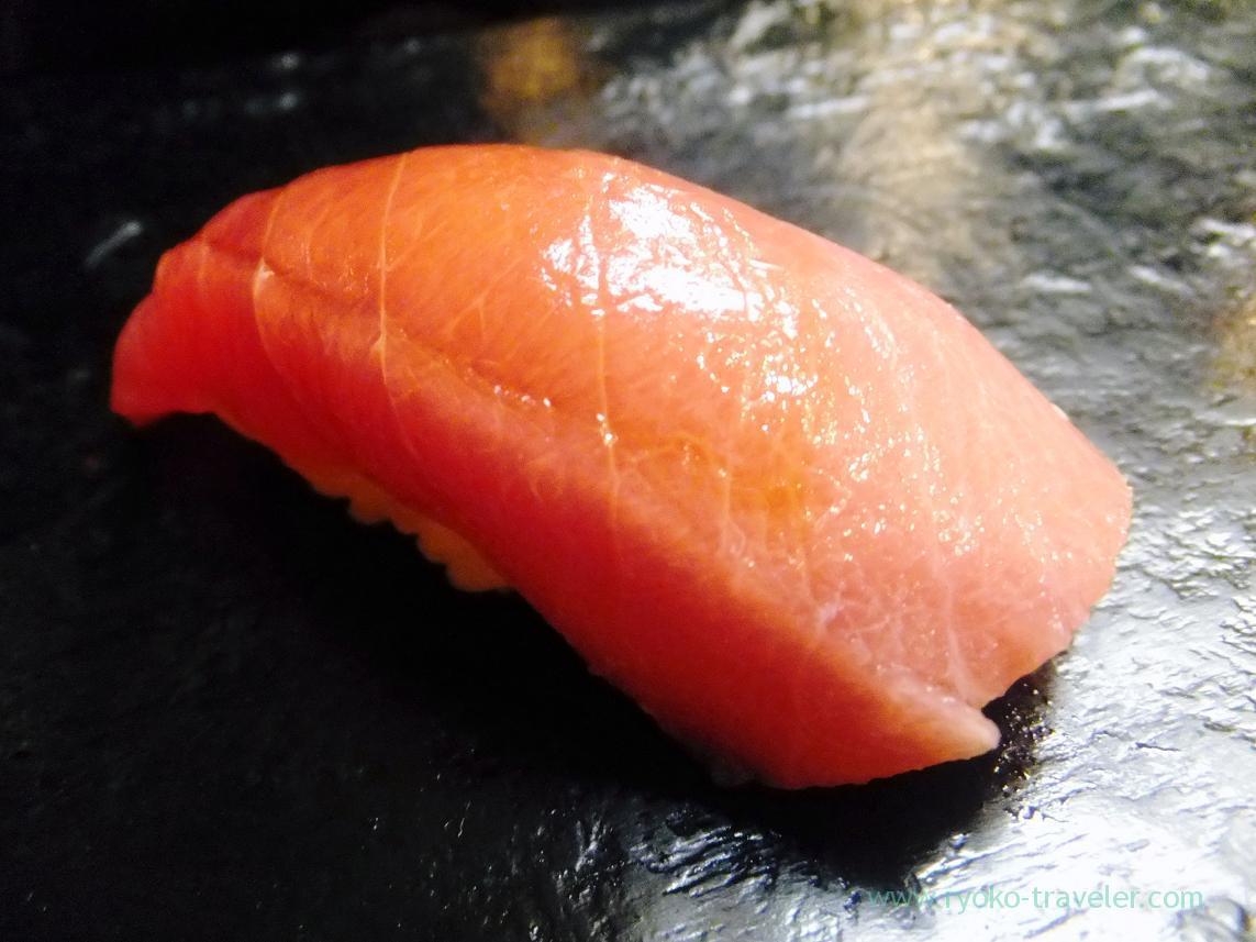 Chu-toro, Miyakozushi (Bakuro-Yokoyama)