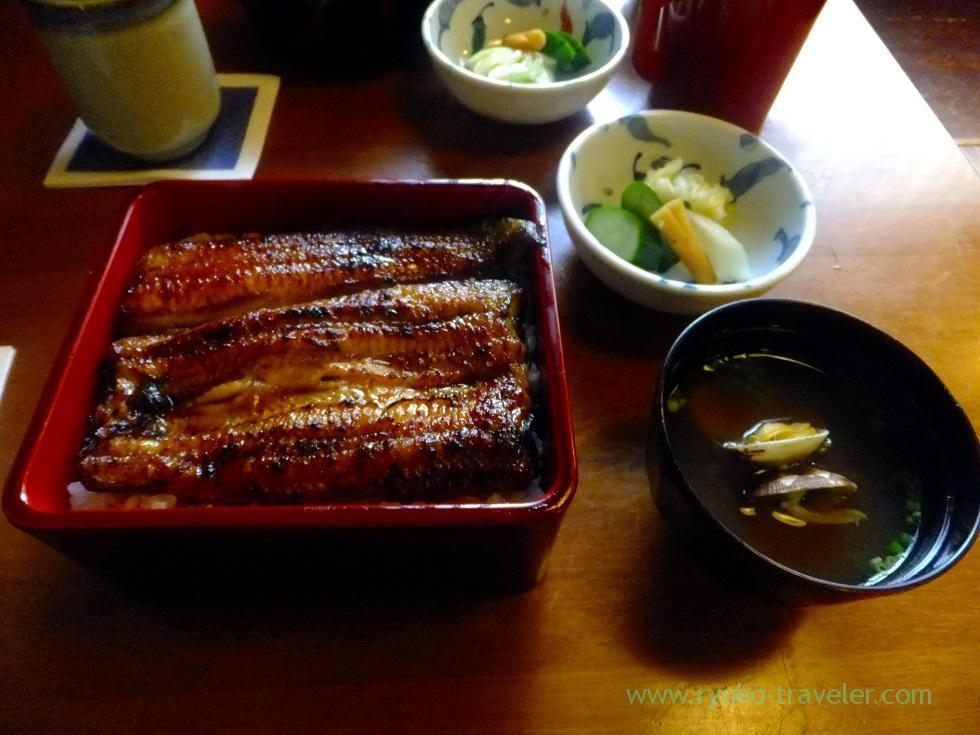 Deluxe Unajyu, Hannaritei (Higashi Funabashi)