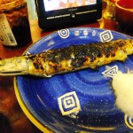 Tsukiji Market : Saury season has set in ! (米花)