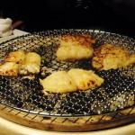 Tsukiji : Hamo party at Fujimura (ふじむら)