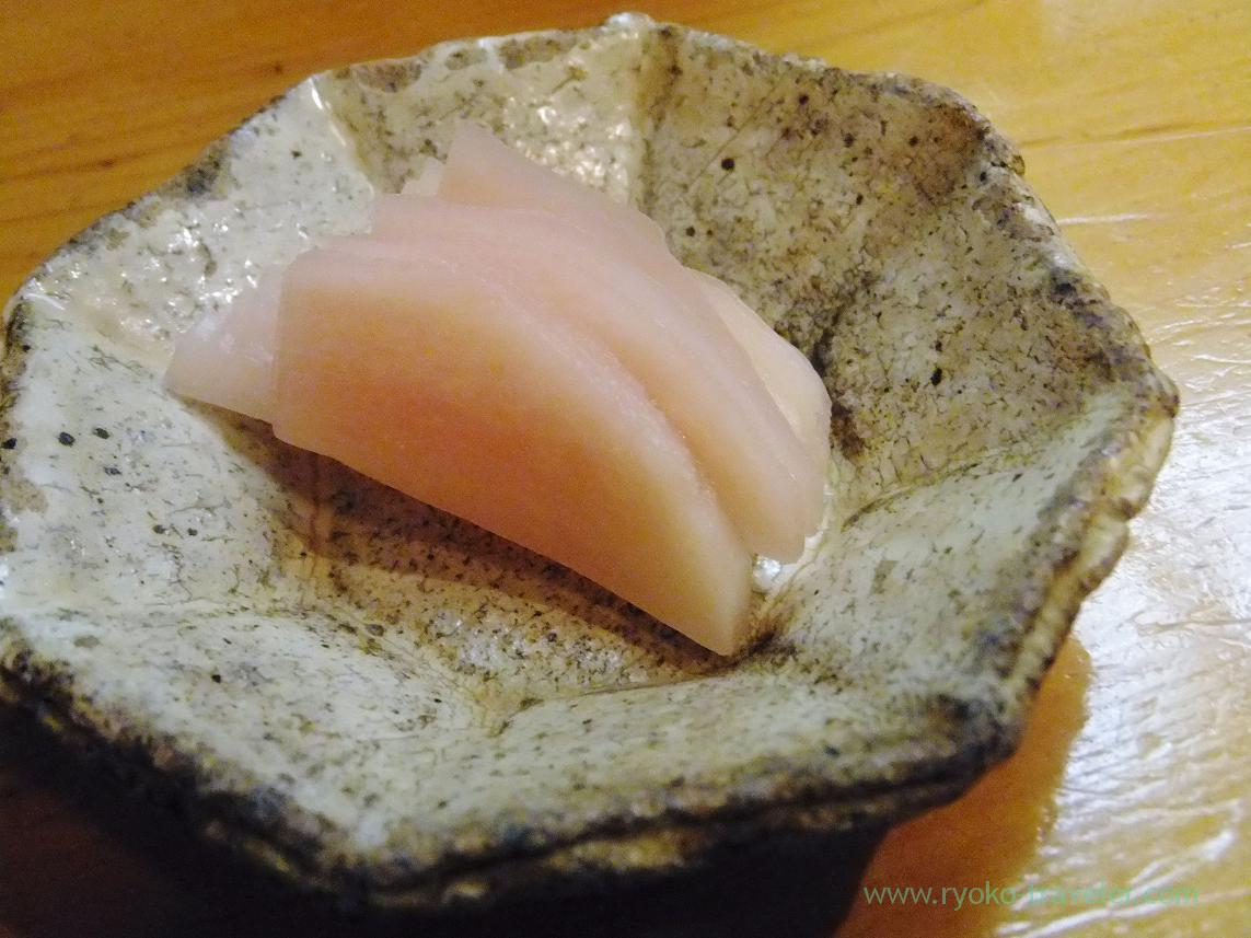 Vinegared ginger, Miyakozushi (Bakuro-Yokoyama)