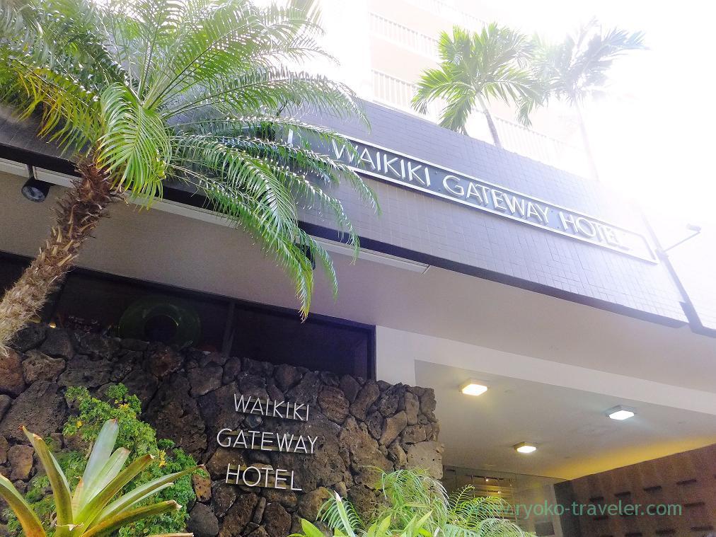 Waikiki Gateway Hotel (Honolulu 2014)