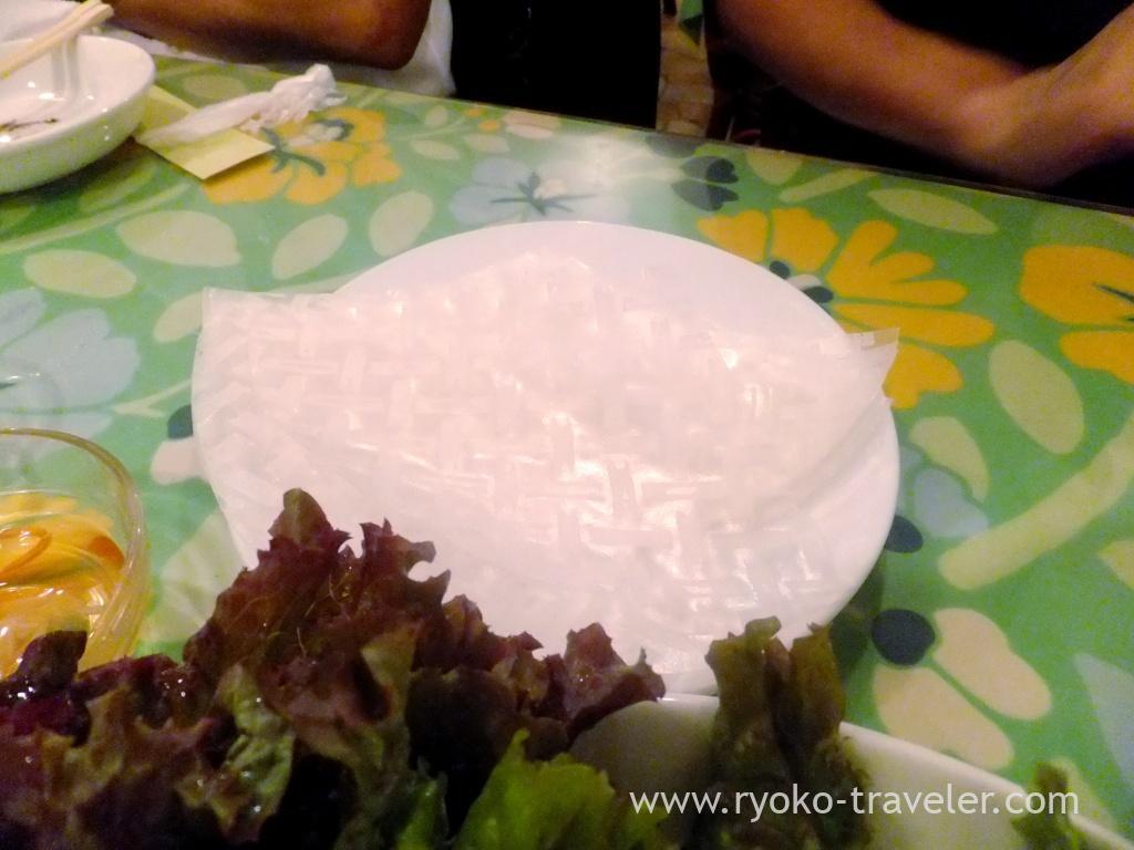 Rice paper, THI THI (Kamata)