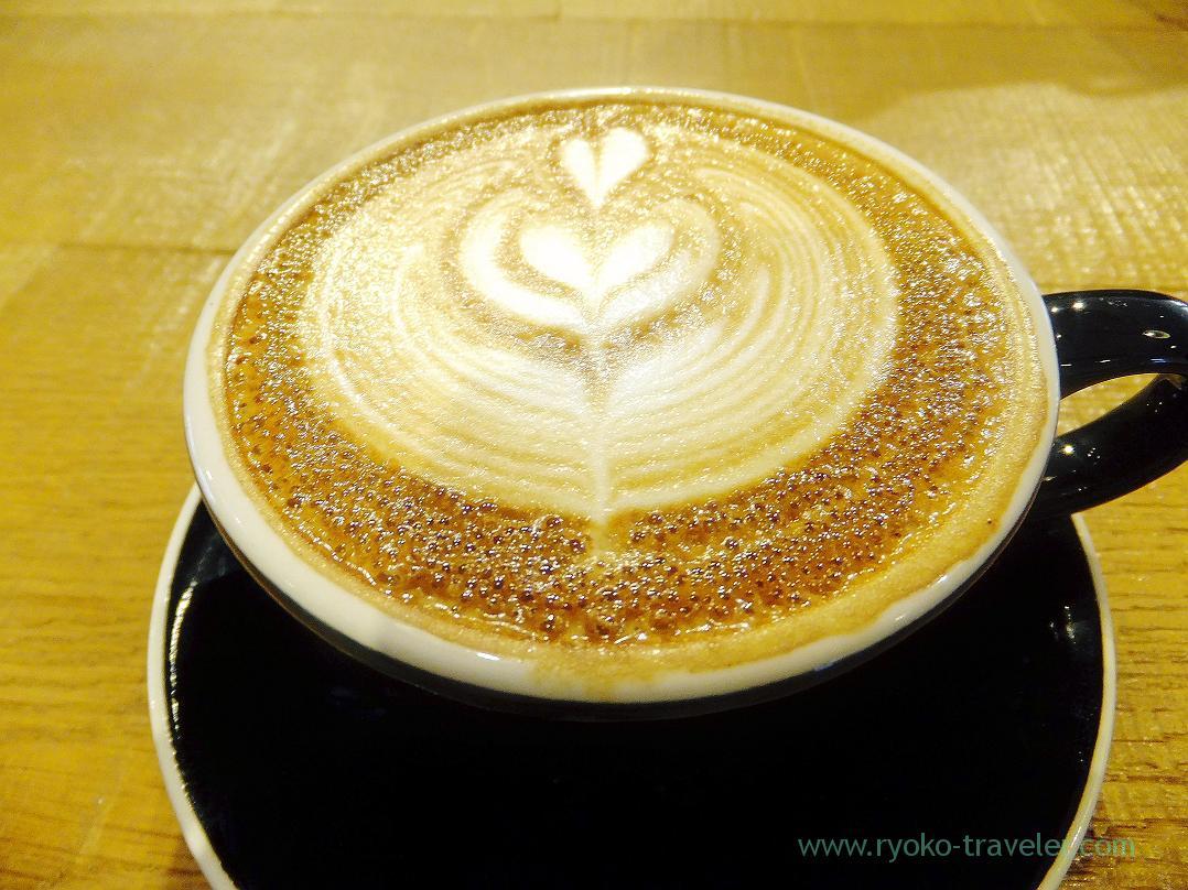 Cafe latte, Lattest (Omotesando)