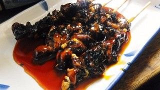 Hirai : Monkfish, soft roe hotpot at Toyotaya (豊田屋)