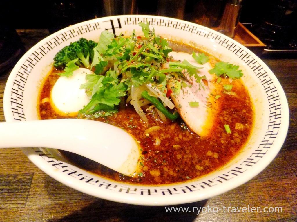 Spice ramen, Manriki (Nishi Kasai)