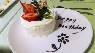 Ginza : Birthday party at cozy room
