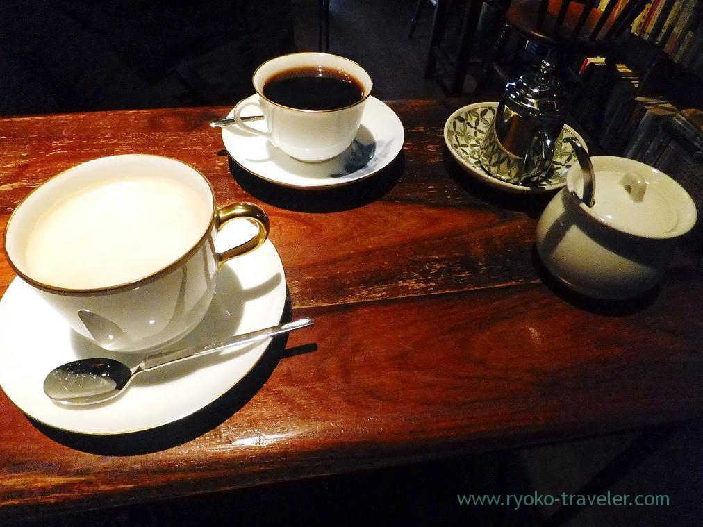 Coffee, Kusamakura (Uchisaiwaicho)
