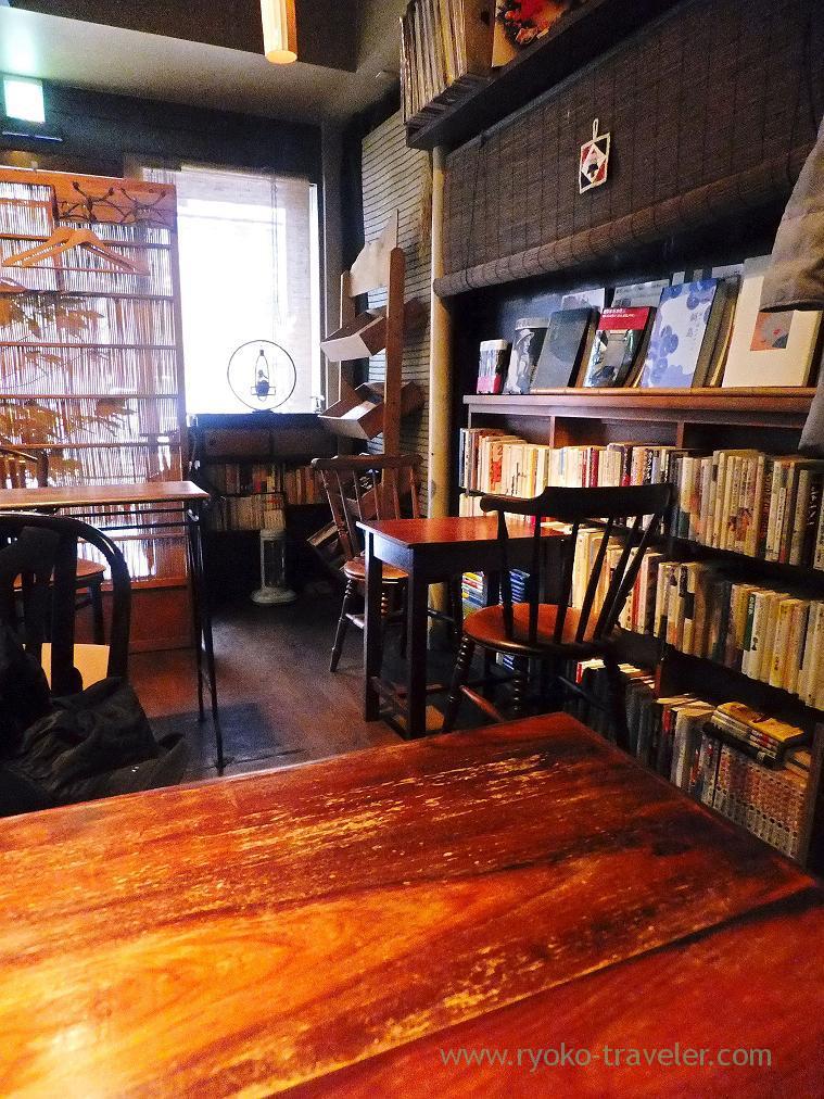 Interior, Kusamakura (Uchisaiwaicho)