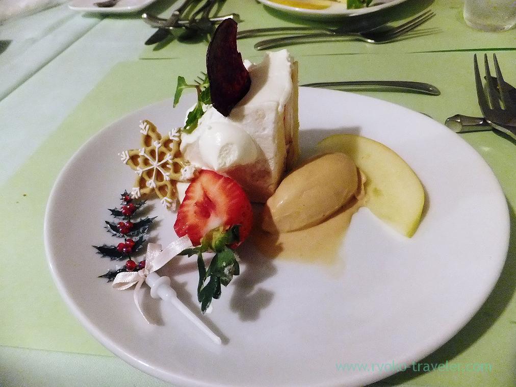 My cake, Persil (Ginza)
