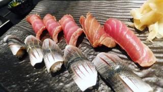 Tsukiji : Welcome back party at Kashigashira :) (河岸頭)
