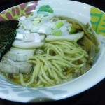 (Temporarily closed) Keisei-Okubo : Menya Soumei (麺屋 そうめい)
