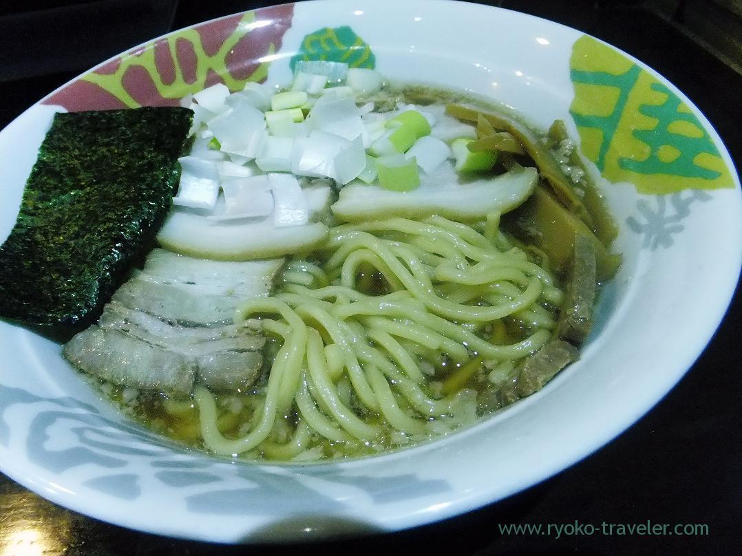 Noodles, Menya Soumei (Keisei Okubo)