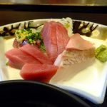Tsukiji : Sashimi lunch at new Chirihama (千里浜 本店)