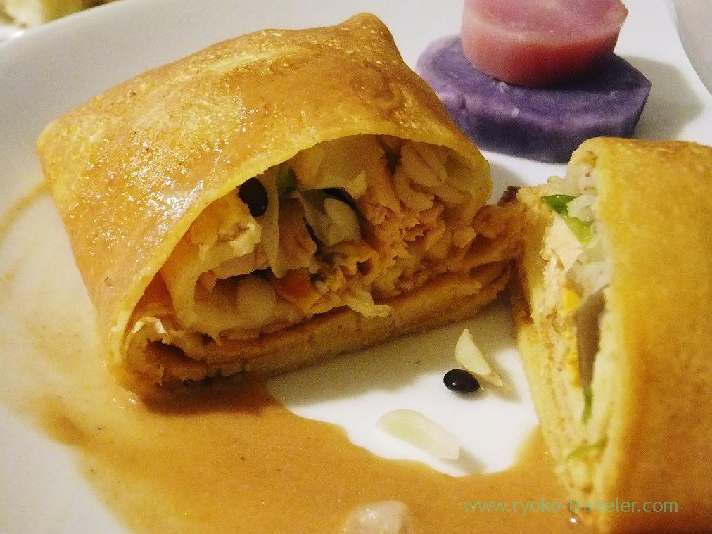 Section of crepe, Persil (Ginza)