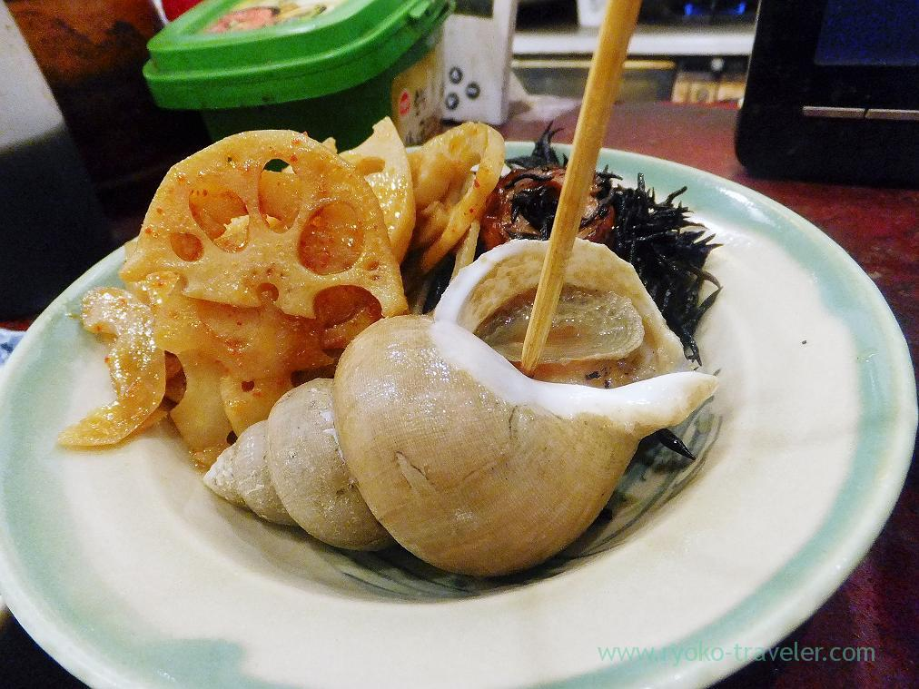 Side dish, Yonehana (Tsukiji Market)