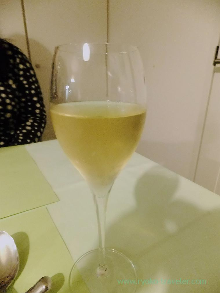 Sparkling wine, Persil (Ginza)