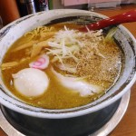 Tsudanuma : Year-end special of Eisho ramen ! (栄昇らーめん)