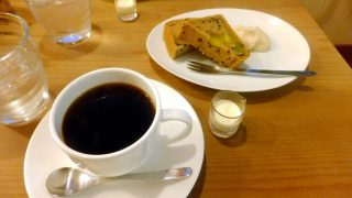 Motoyawata : Had coffee at night in Yawata + Coffee (ヤワタ+コーヒー)