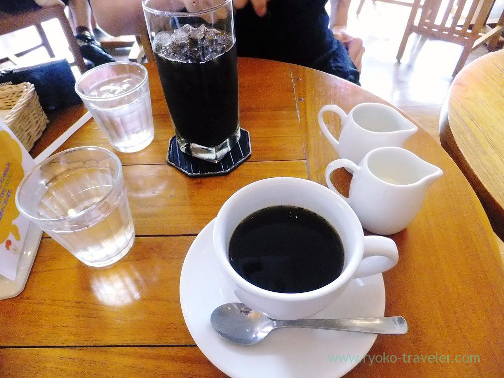 Drinks, Cafe de souvenir (Kamihongo)
