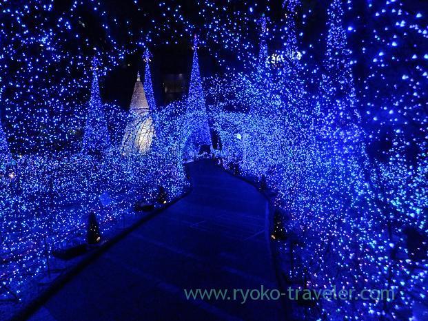 Illumination2, Caretta Shiodome (Shinbashi)