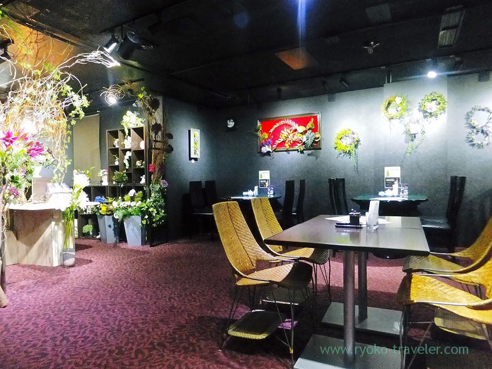 Interior, Midori-no-hoshi (Yatsu)