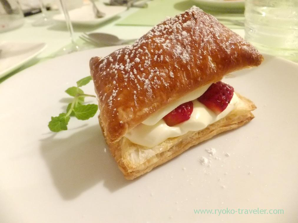 Millefeuille, Percii (Ginza)