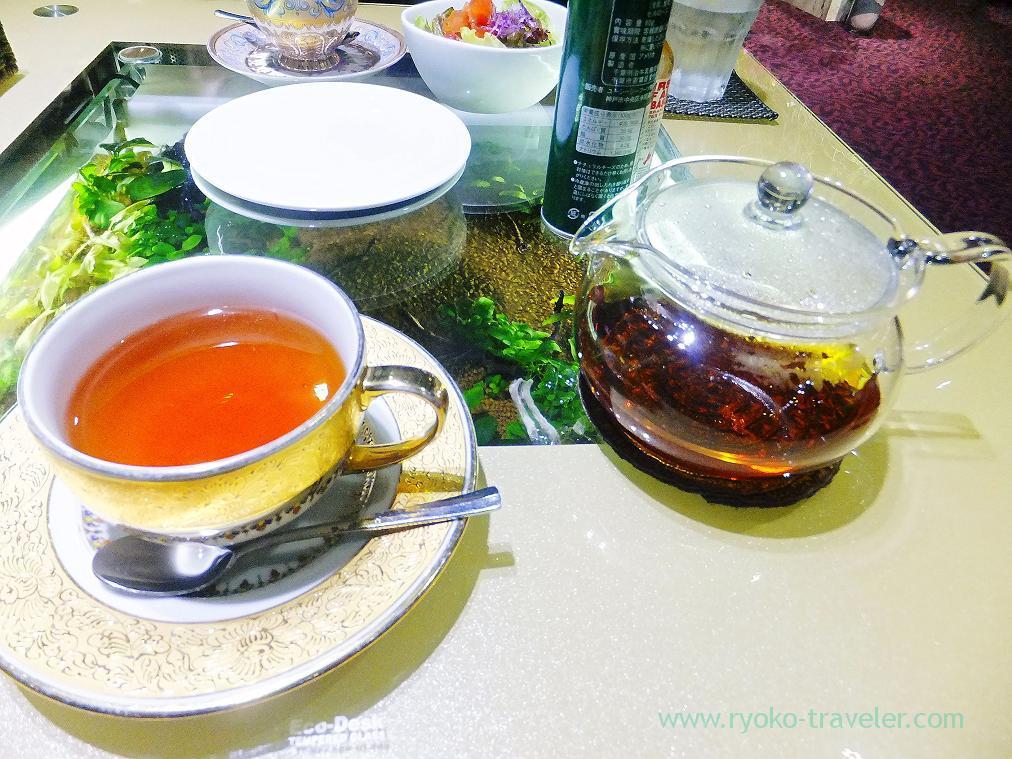 My cup and tea, Midori-no-hoshi (Yatsu)