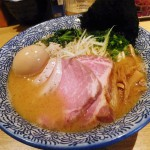 Shin-Koiwa : Itto is one of most popular tsukemen in Tokyo (麺屋 一燈)