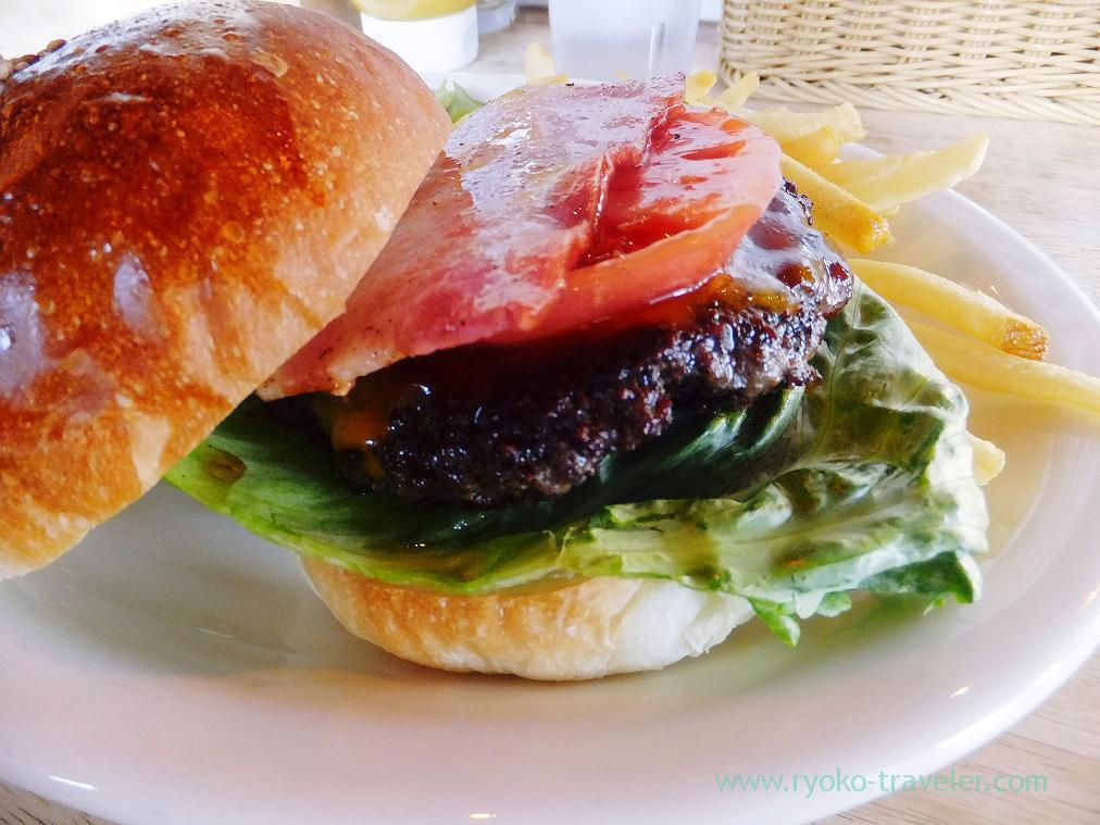 Boston burger closer (Kachidoki)