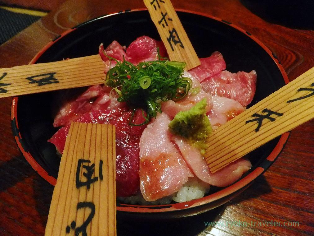 Maguro-Ichi special Maguro-ichi (Funabashi)