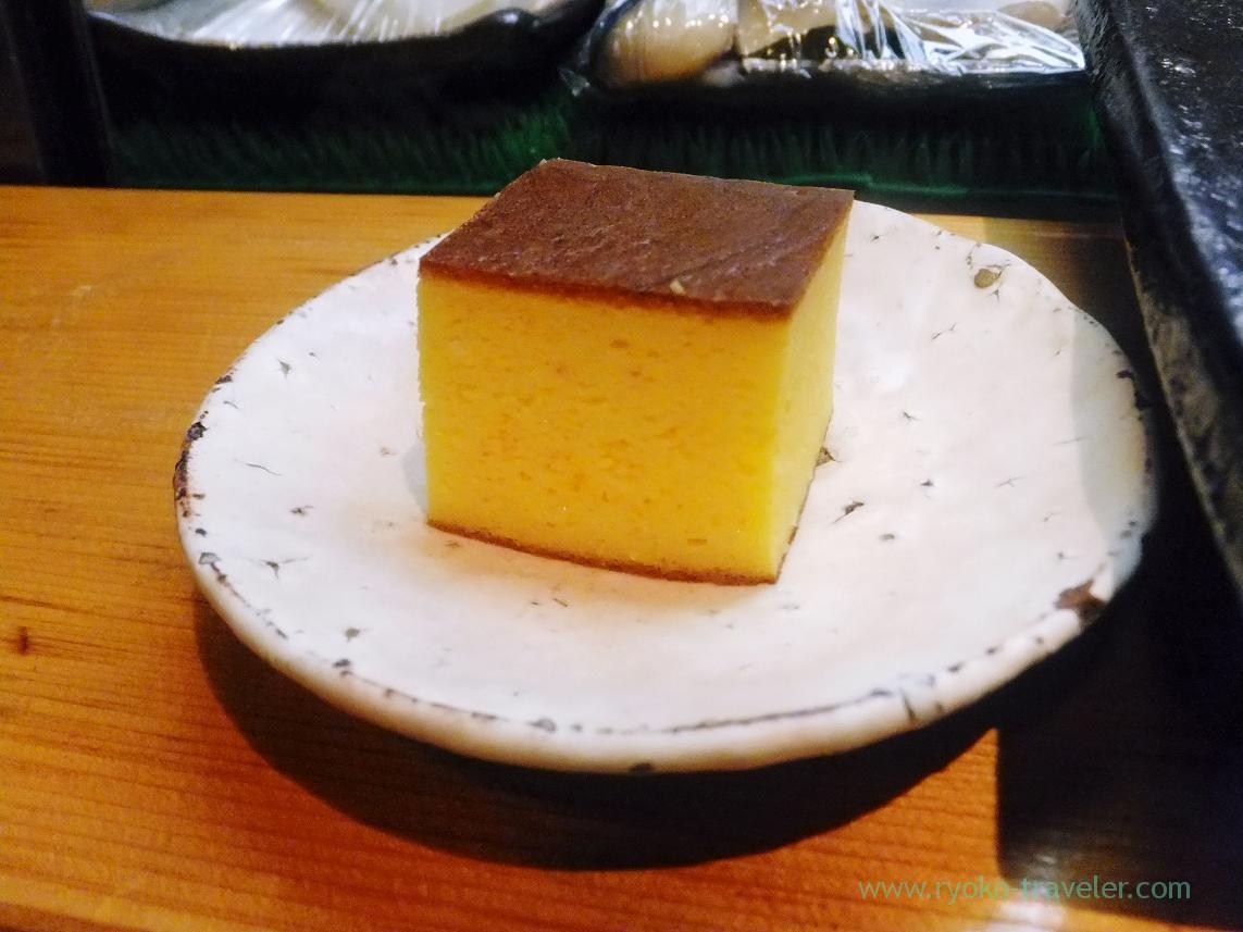 Tamagoyaki, Miyakozushi (Bakuro-Yokoyama)