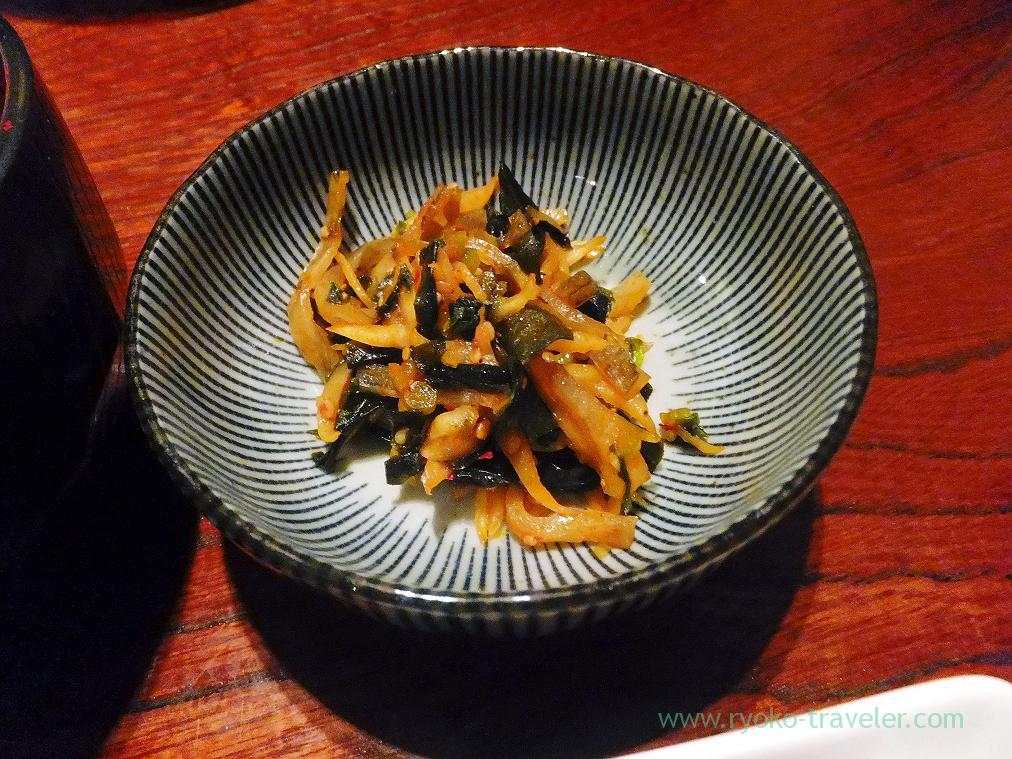 Tuna's skin, Maguro-ichi (Funabashi)