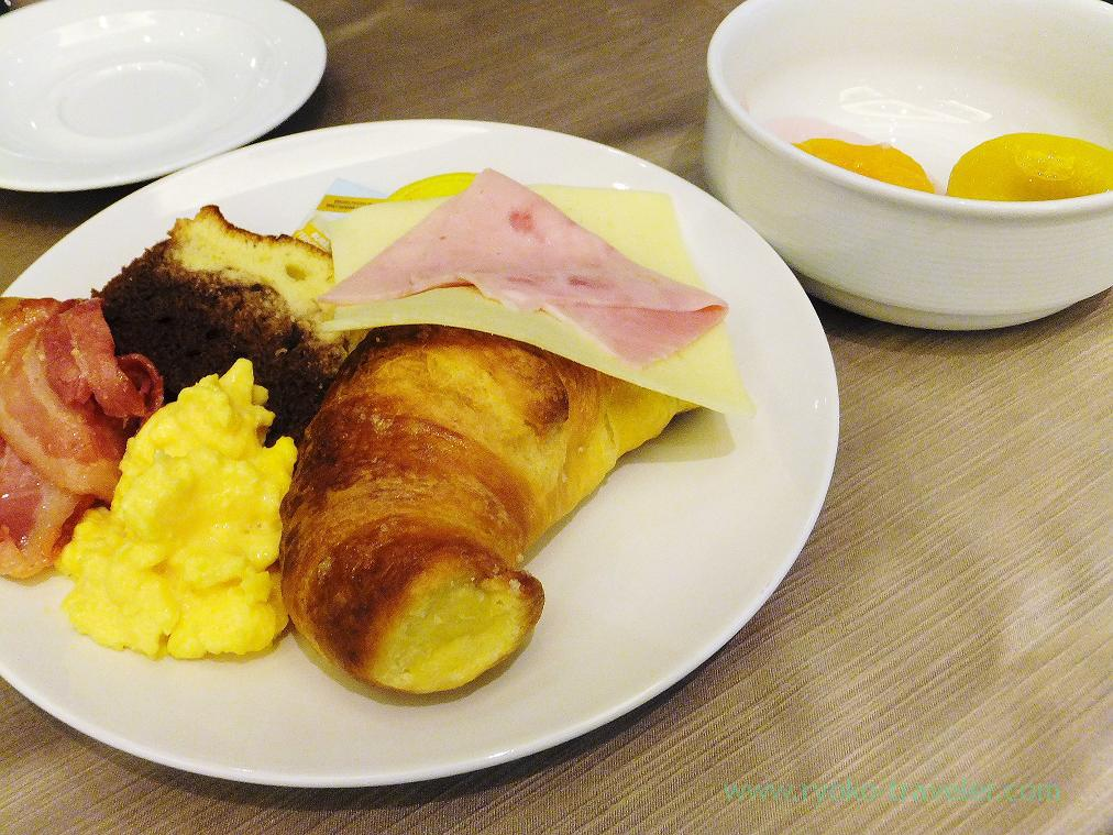 Breakfast, GRAND HOTEL DUCA MANTOVA (Trip to italy 2015)